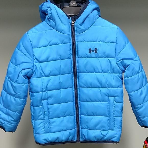 543a273a 🆕UA Pronto Puffer jacket NWT